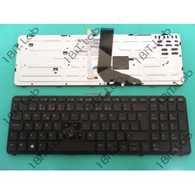 Teclado HP ZBook 15 G2 17 G2 Com Track stick Backlit PT