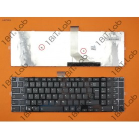 Teclado Toshiba Satellite / Pro S50-A S50D-A S50DT-A S50T-A S55-A S55D-A S55DT-A S55T-A PT