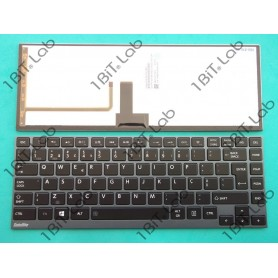 Teclado Toshiba Satellite / Pro U900 U840 U940 Backlit Win8 PT