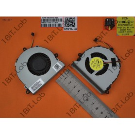 Ventoinha Hp Pavilion 15-G 15-R 245 G3 Dell Inspiron 15 15R 17 17R 753894-001 3 Pin