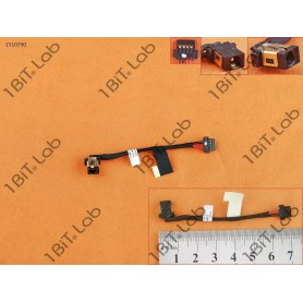 DC Jack Acer Aspire Switch SW5-011 50.L4SN5.005 com cabo 4 Pin