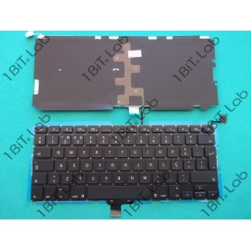 "Teclado Apple MacBook Pro 13"" A1278 MB467 2011 Backlit PT"