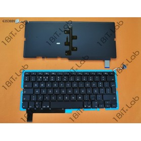 "Teclado Apple Macbook Pro 15"" A1286 2009 Backlit PT"
