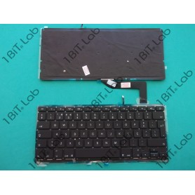 "Teclado Apple Macbook Pro Retina 15"" A1398 2011 Backlit PT"