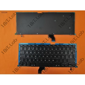 "Teclado Apple Macbook Pro 13"" A1502 2013 2017 Backlit PT"