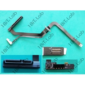 "Adaptador / Connector HDD Apple Macbook Pro 13"" A1278 SATA 2009 2010 821-0814-A"