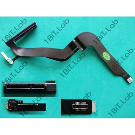 "Adaptador / Connector HDD Apple Macbook Pro 13"" A1278 SATA 2012 2013 821-1480-A"