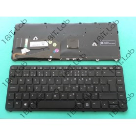 Teclado HP EliteBook 840 G1 840 G2 850 G1 850 G2 Com Track stick Backlit PT
